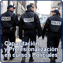 Cursos Policiales